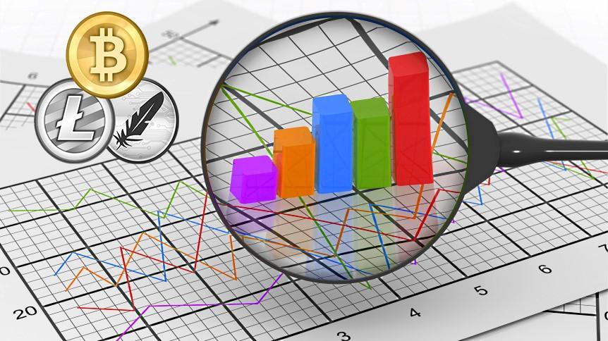 Анализ прошедшей торговой недели по криптовалютным парам BTCUSD, ETHUSD и ВСНUSD