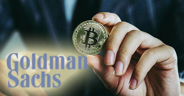 Банк Goldman Sachs о биткоине