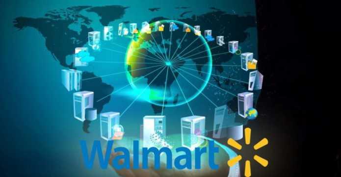 Корпорация Walmart реализует систему доставки на основе технологии Блокчейн