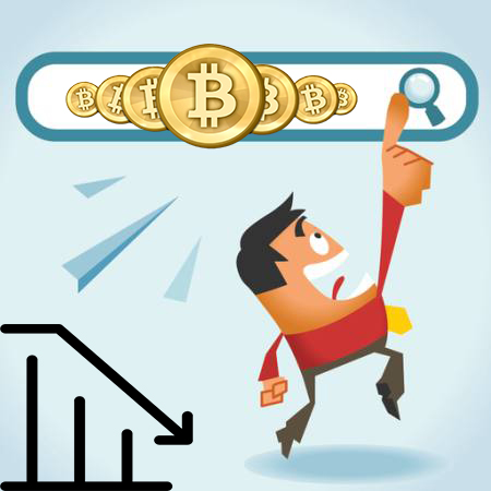 Крипторекламодатели заметили снижение поисковых запросов по теме криптовалют