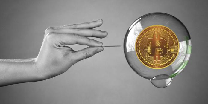 Как долго будут надувать финансовый пузырь, под названием Биткоин