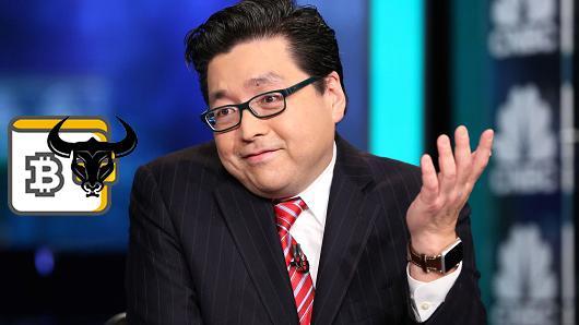Инвестиционный стратег Том Ли придерживается бычьего настроения на рынке криптовалют