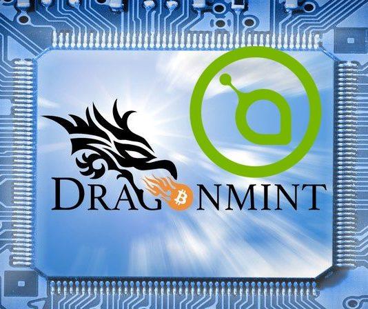 DragonMint B 52 Blake2b - ASIC от компании Halong Mining для добычи криптомонеты Siacoin