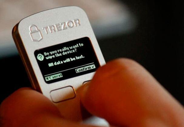 Автономный кошелек TREZOR