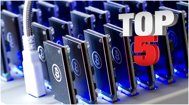 ТОП 5 USB майнеров Биткоин