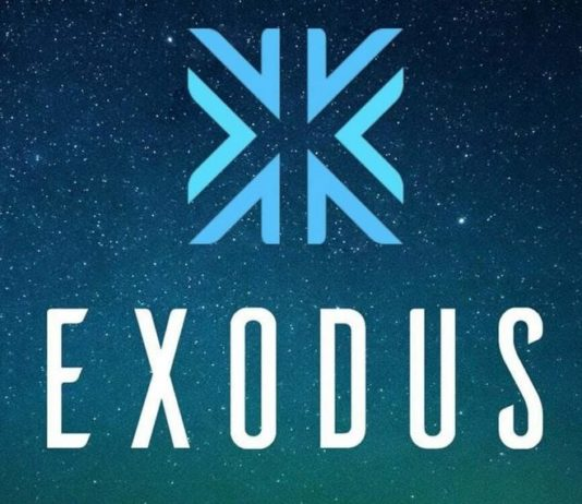 Криптокошелек Exodus